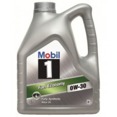 Моторное масло Mobil 0W30 FUEL ECONOMY 4L