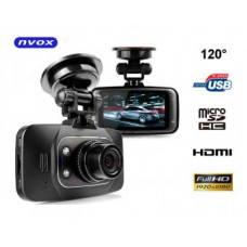 Automobiļu video reģistrators FHD GS8000 NVOX art. GS8000FHD
